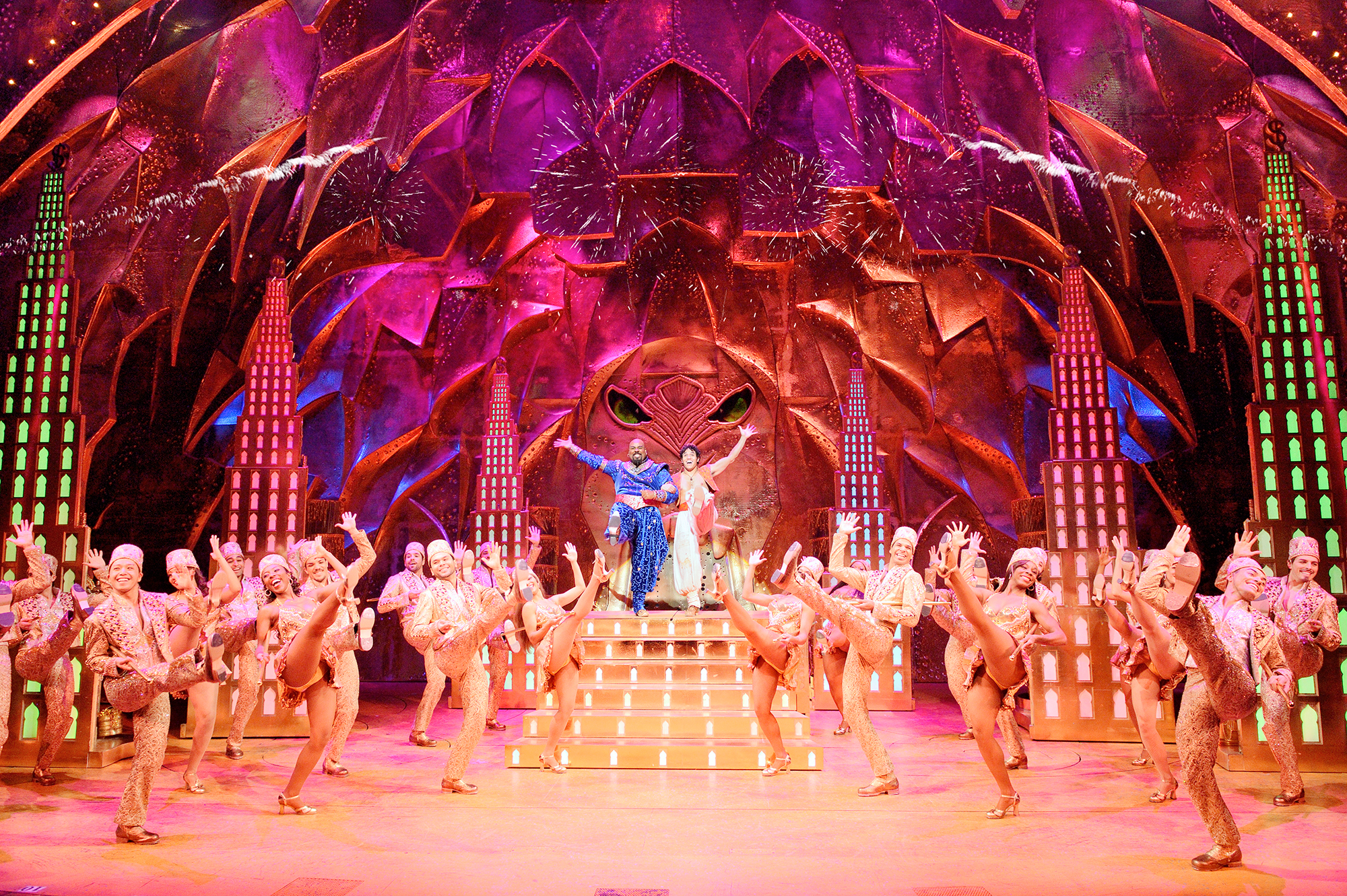 Disney S Aladdin Musical Tickets Hamburg Musical Outlet