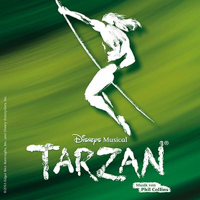 Tarzan - LOGO