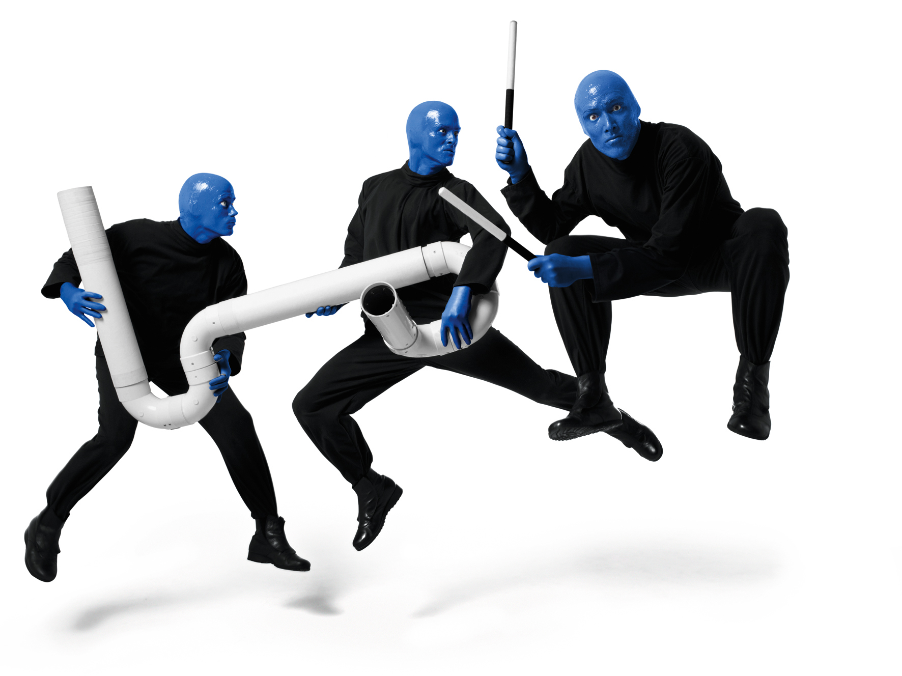 Blueman group tour like that