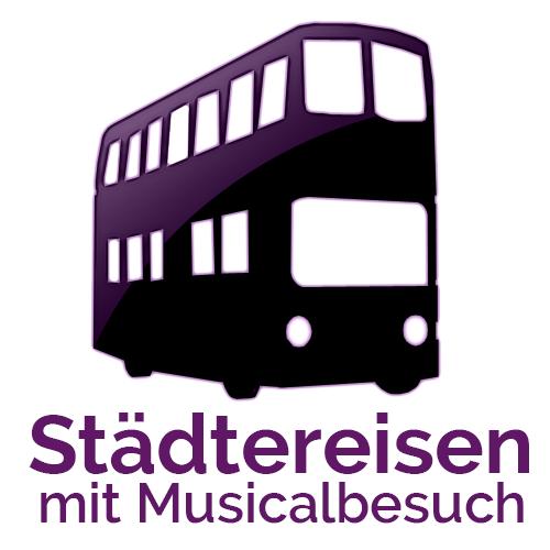 Städtereisen mit Musicalbesuch