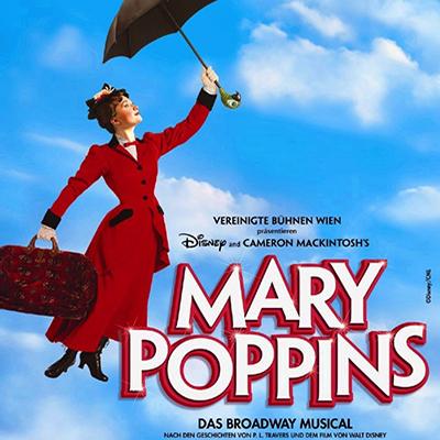 Mary Poppins Das Musical F 252 R Die Ganze Familie Musical